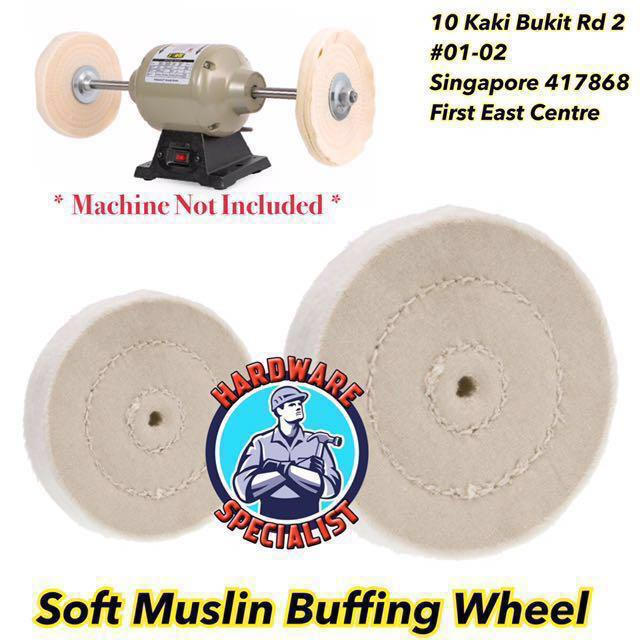 Bench Grinder Buffing Wheel Bench