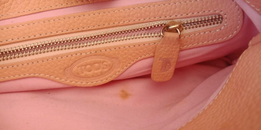 Tas TOD'S pink Ori