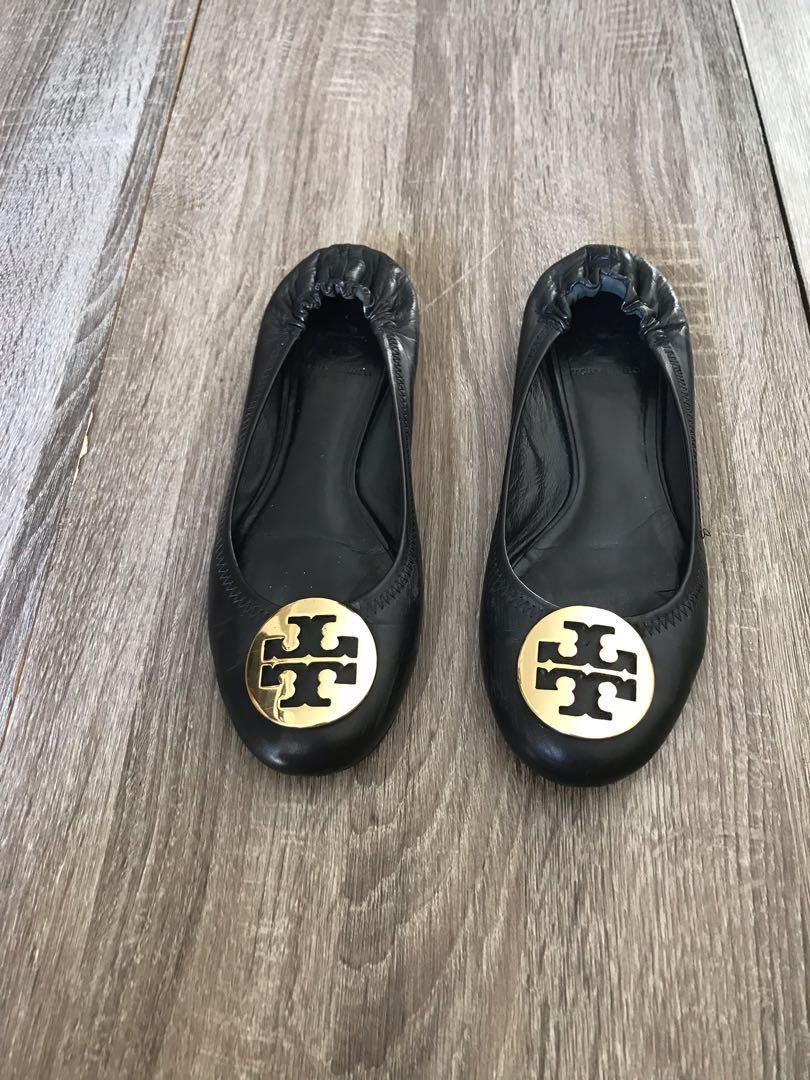 Tory Burch Flat Shoes Authentic