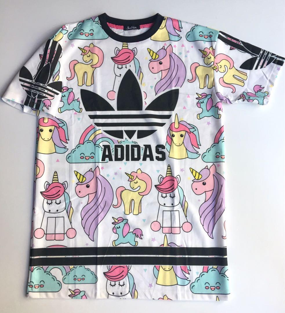 adidas unicorn t shirt