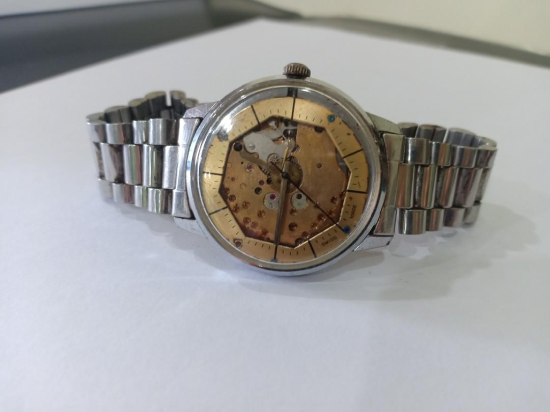 Vintage Mondia space watch automatic