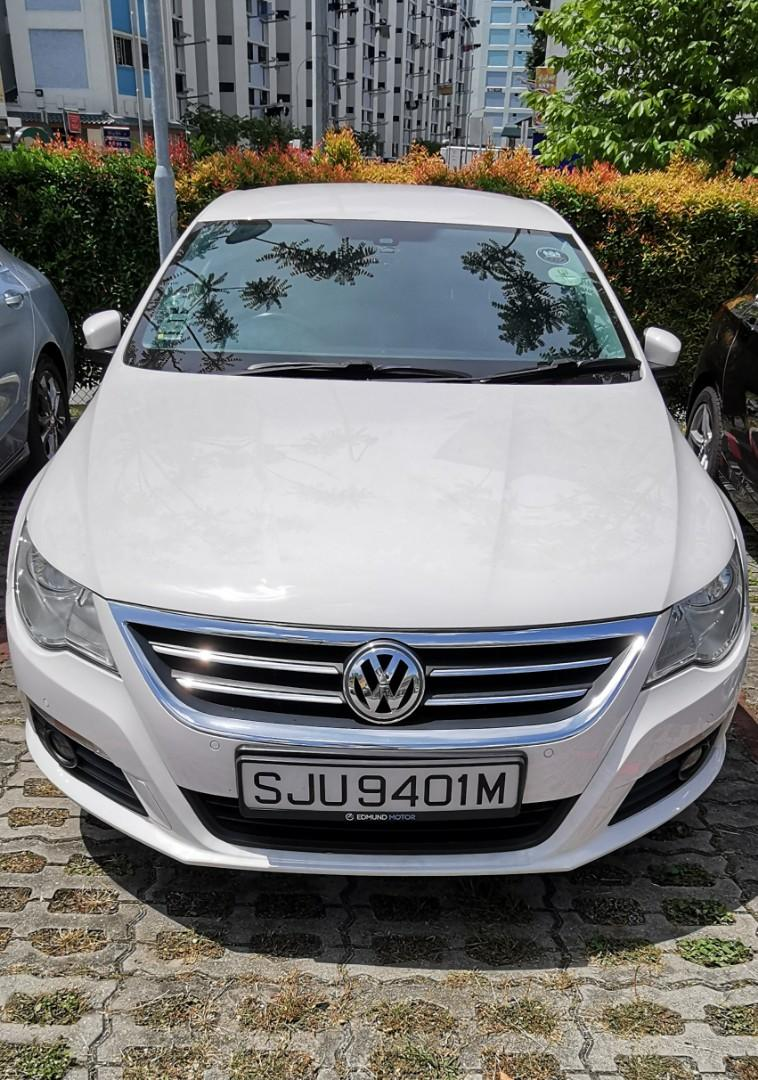 Volkswagen CC 1.8 TSI DSG (A)