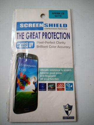 Sony Xperia Z2 Screen Protecter