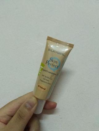 Silkygirl Foundation Skin Perfect O2 (Natural 02)