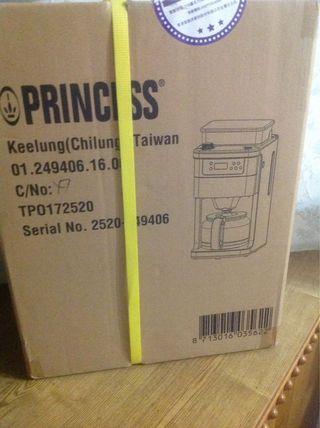 荷蘭公主牌全自动咖啡机