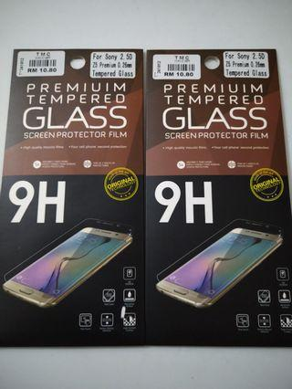 Sony Xperia Z5 Premium Tempered Glass Screen Protector