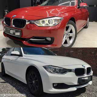 BMW 316 for lease (min 12 months)