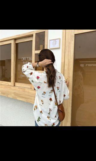 🚚 花襯衫