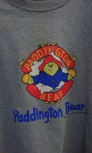 Paddington Bear Manchester United Kaos Size L fit S #mauthr
