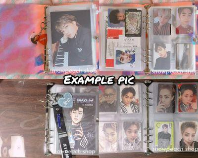 [🆓 Pos] Kpop Journal kit