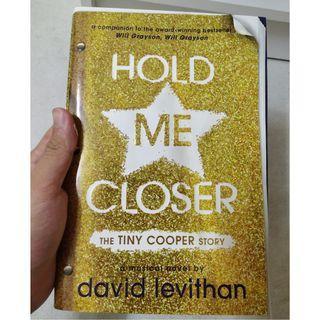 Hold Me Closer - David Leviathan