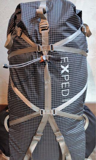Exped Lightning 45 backpack 🎒