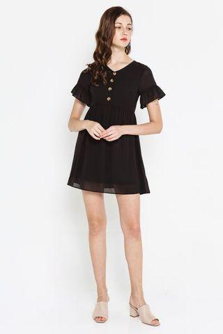 ShopSassyDream Cadence Dress Black Size S