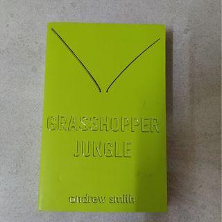 Grasshopper Jungle - Andrew A. Smith