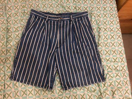 Vintage Japan Baja Shorts 日系直間短褲 #freepricing