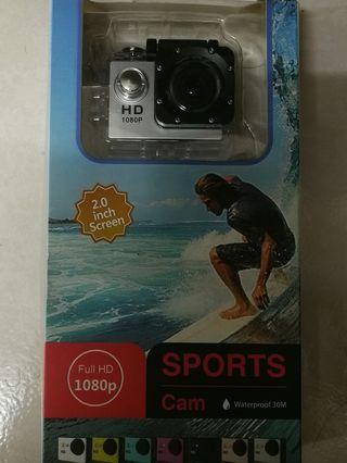 Sport Cam HD1080p (waterproof)