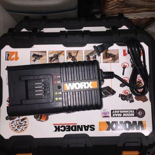 Worx 20v 2a Charger 威克士充電器 快充差電器