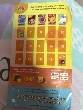7-11 stamps