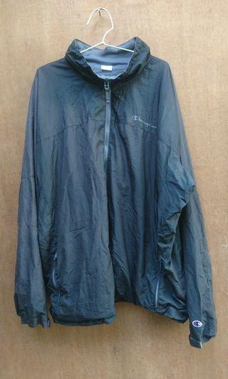 Champions Track Jacket Jaket Parasut size XL #mauthr