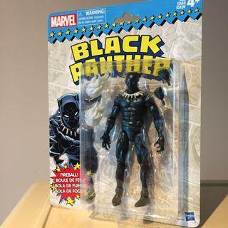 "Black Panther 6"" Marvel Legends Vintage Card MISB"