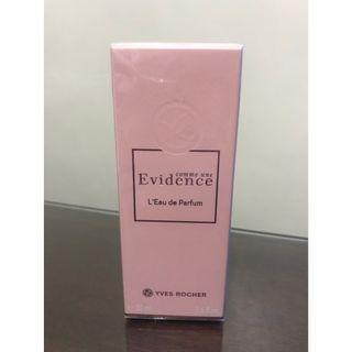 Comme Une Evidence L'Eau de Parfum by Yves Rocher (50ml)
