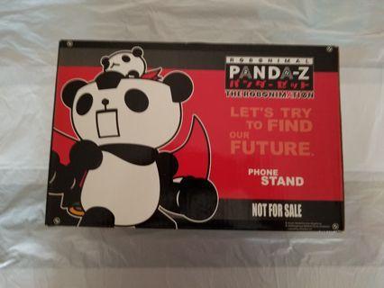 Panda-Z造型電話座