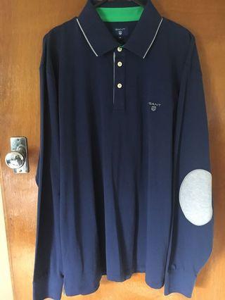 Gant L/Sleeve Polo