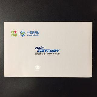 CMHK ONE Gateway 智能路由器 Router 用盡1000mb AC1200