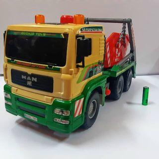 Big Size Air Pump Lorry