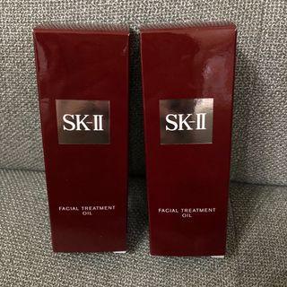 SK-II Facial Treatment Oil (50ml)