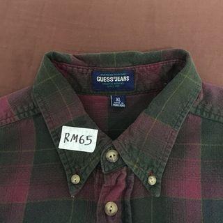 Guess Flannel Shirt