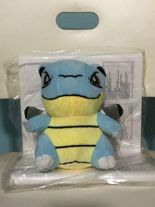 Pokemon blastoise plush