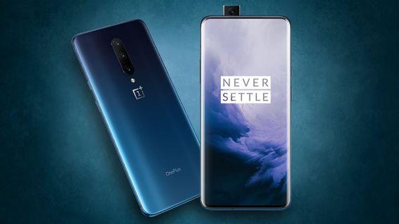 SEALED OnePlus 7 Pro 8GB/256GB Nebula Blue EXPORT SET 3mths Warranty