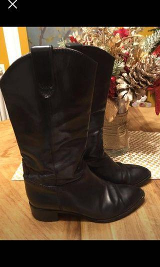 Fratelli Rossetti riding boots