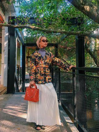 Batik outerwear