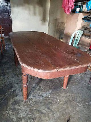 Yakal Dining Table