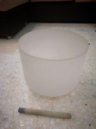🚚 12 Inch Diameter Crystal Singing/Cleansing Bowl