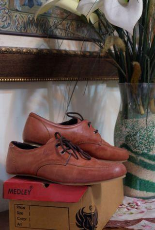 Chazz Brown Shoes
