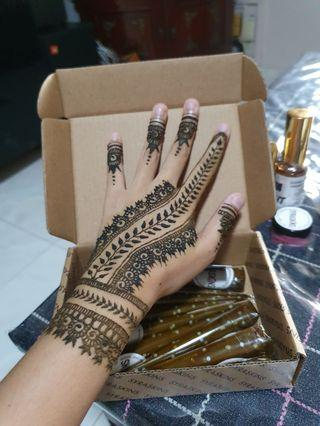 About Henna Design Product