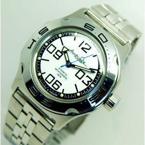 Vostok Watch Amphibian Classic 100816