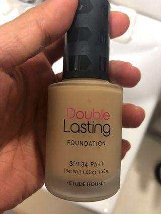 Etude Double Lasting Foundation