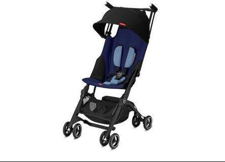 Gb Pockit Gold 2018 Stroller BB車
