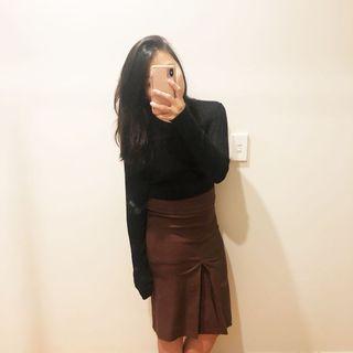 (10) Cooper St. Clothing Vintage Inspired Knee Lenght Skirt