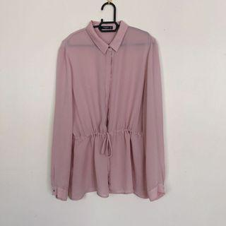 MNG Blush Top