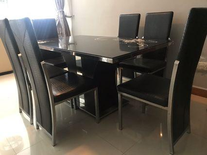 🚚 Dining Table set
