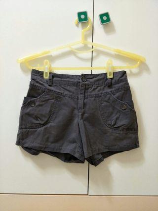 🚚 女夏季休閒灰色短褲