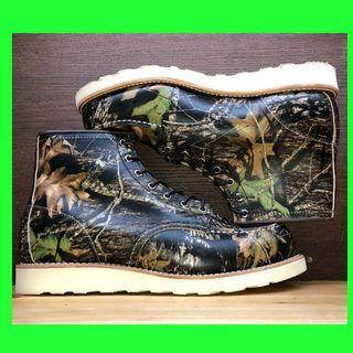 Red Wing Camouflage