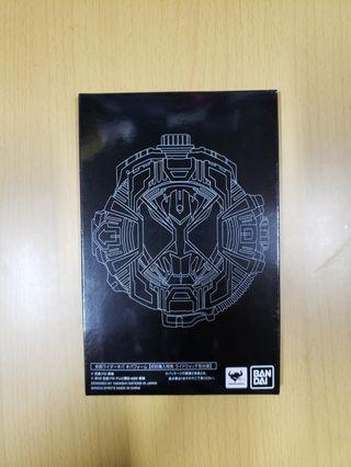 Bandai 真骨彫 SHF 幪面超人 Kiva 月騎 特典 展示台座