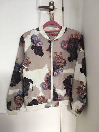 Flowering jacket