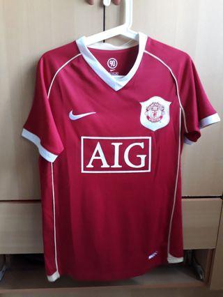 Manchester United 2006/2007 Retro Jersey